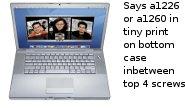 A1226 A1260 Macbook Pro Repair NYC