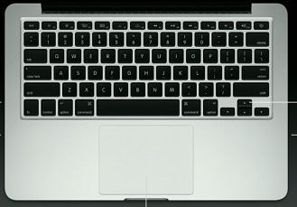 Retina Macbook Pro Keyboard Repair