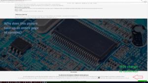 Demski group's UI/UX & formatting